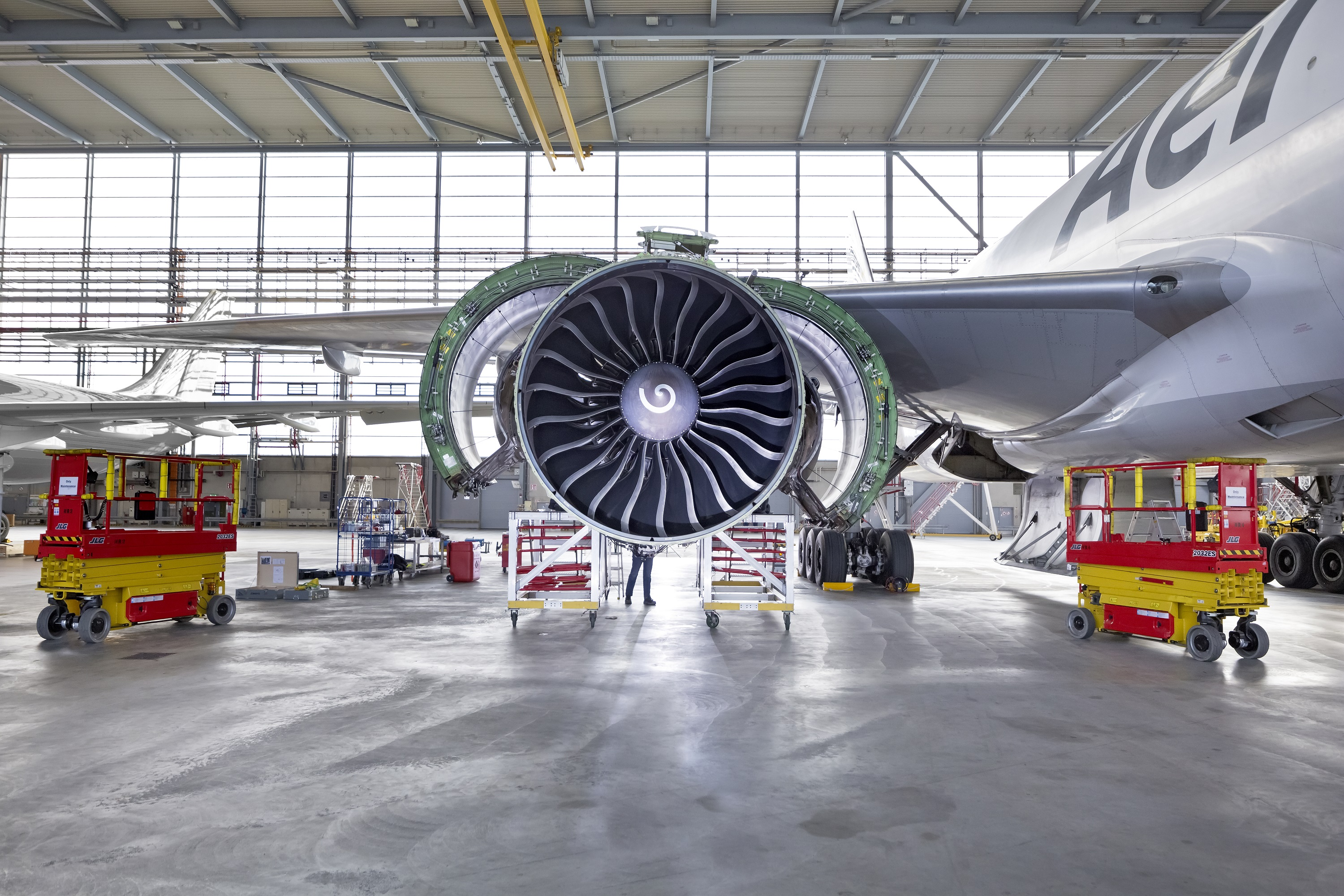 MTU Maintenance and Aerologic extend exclusive GE90-110B contract