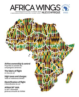 Africa Wings Ailes D'Afrique 44