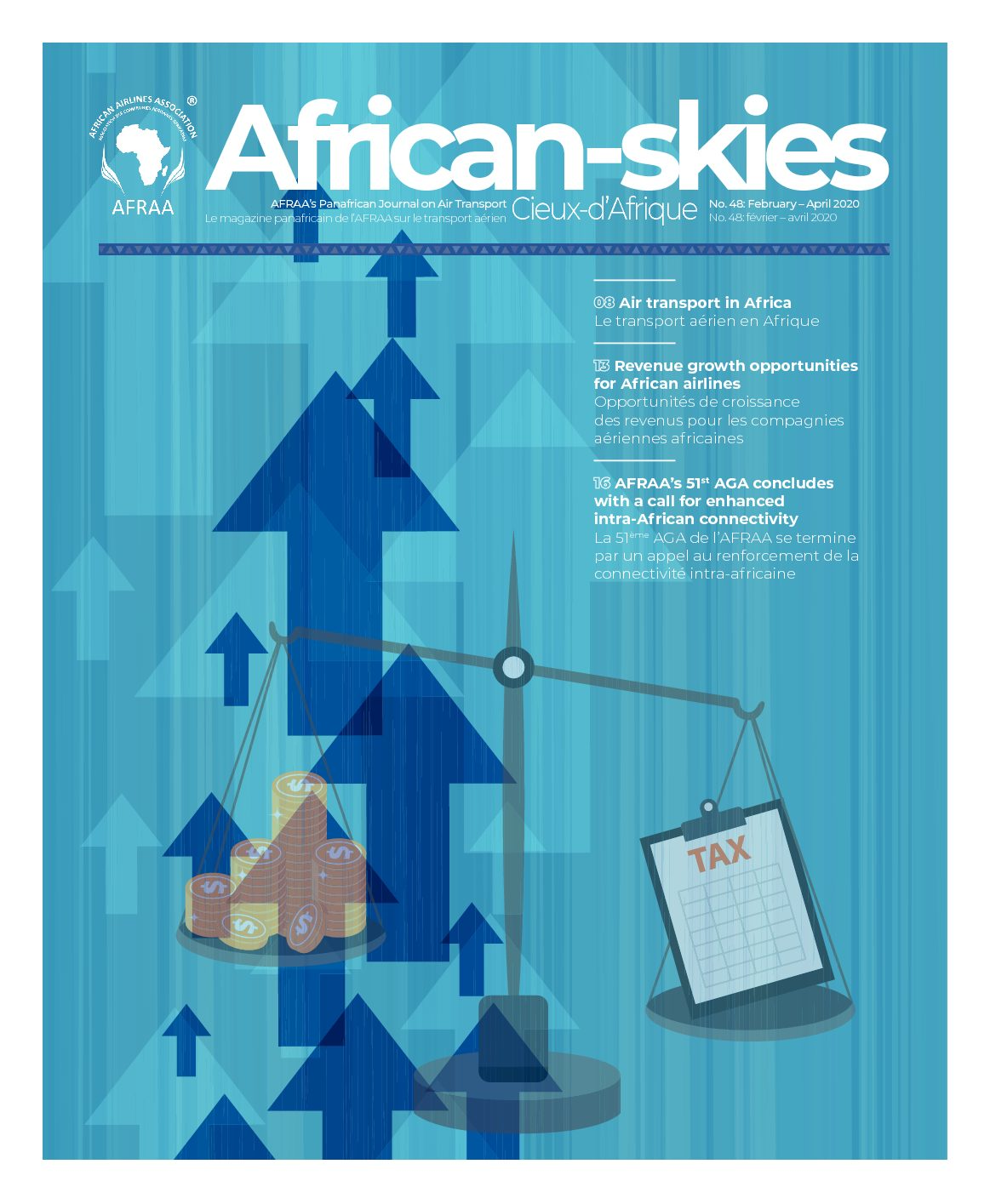 African Skies Issue no. 48
