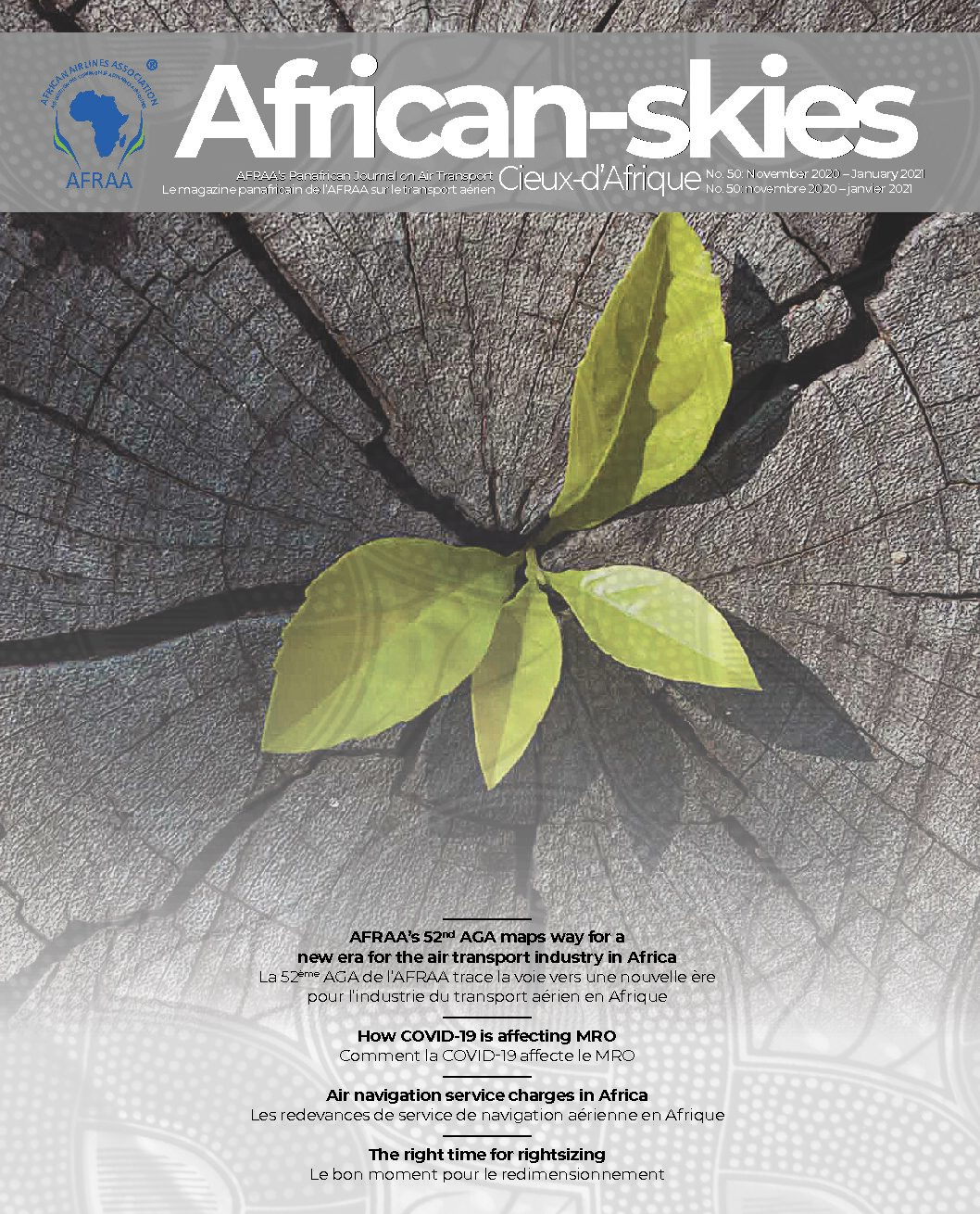 African Skies Issue No. 50